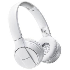 パイオニア SE-MJ553BT-W(ホワイト) Bluetoothヘッドホン ヘッドバンドタイプ|ebest