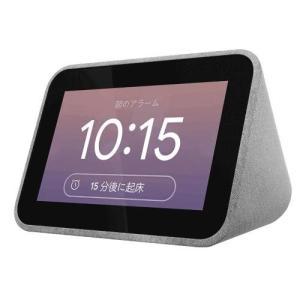 Lenovo Lenovo Smart Clock(グレー) ZA4R0007JP スマートスピーカー ebest