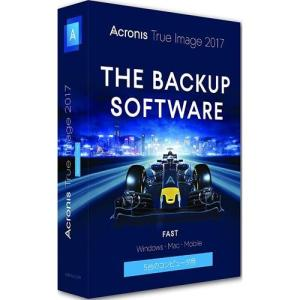 Acronis True Image 2017 - 5 Computers 通常版 Win&Mac&Android
