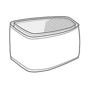 パナソニック 加湿フィルター 1個 FE-ZHE03|ebest