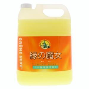 ミマスクリーンケア 緑の魔女 バス用洗剤 業務用 5L|ebest