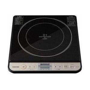 東芝 MR-Z30J-K(ブラック) IH調理器|ebest