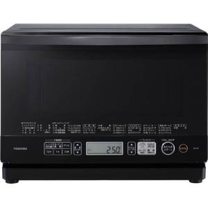 東芝 ER-PD7-K(ブラック) スチームオーブンレンジ 26L