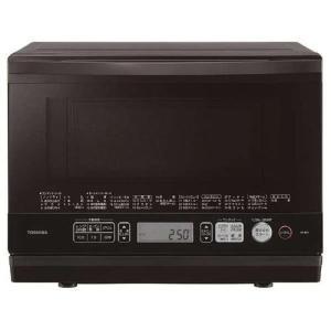 東芝 ER-RD7-K(ブラック) 石窯ドーム スチーム(角皿式) オーブンレンジ 26L|ebest