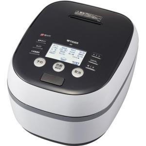 タイガー魔法瓶 JPH-A100-WH(ホワイトグレー) 炊きたて 土鍋圧力IH炊飯ジャー 5.5合|ebest