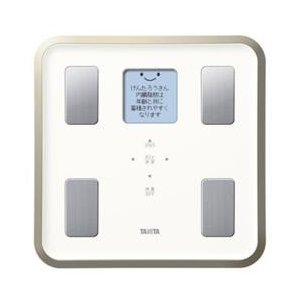 タニタ BC-810-WH(ホワイト) 体組成計|ebest