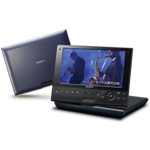 ソニー BDP-SX910 ポータブルブルーレイ/DVDプレーヤー