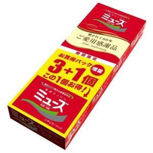 レキットベンキーザー ミューズ 石鹸 レギュラー 3+1 感謝記念品 数量限定品|ebest
