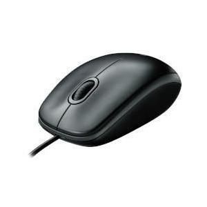 ロジクール M100rBK(ブラック) 有線 光学式マウス 3ボタン USB ebest