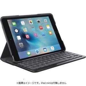 ロジクール iK0772BK(ブラック) キーボードケース for iPad mini 4|ebest