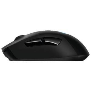ロジクール G403WL(ブラック) 有線/ワイヤレス光学式ゲーミングマウス 2.4GHz接続 6ボタン ebest