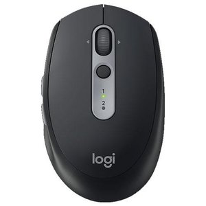 ロジクール M590GT(グラファイト トーナル) 2.4GHz/Bluetooth オプティカルマウス 7ボタン|ebest