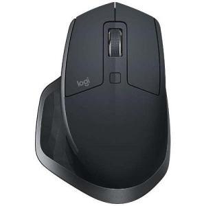 ロジクール MX2100sGR(グラファイト コントラスト) Bluetooth 不可視レーザーマウ...
