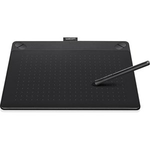 ワコム CTH-690-K2(ブラック) Intuos 3D ペンタブレット|ebest