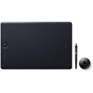 ワコム PTH-860/K0(ブラック) Intuos Pro ワイヤレス ペンタブレット Large|ebest