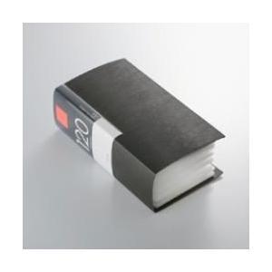 バッファロー BSCD01F120BK(ブラック) CD/DVDファイルケース ebest