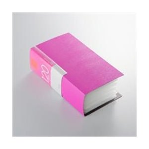 バッファロー BSCD01F120PK(ピンク) CD/DVDファイルケース|ebest