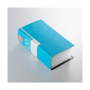 バッファロー BSCD01F120BL(ブルー) CD/DVDファイルケース ebest