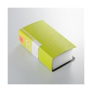 バッファロー BSCD01F120GR(グリーン) CD/DVDファイルケース ebest