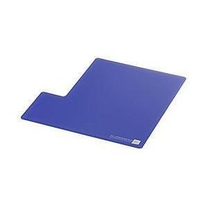 バッファロー BSPD13BL(ブルー) マウスパッド EVAタイプ 大判サイズ ブルー|ebest