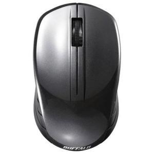 バッファロー BSMBW100BK(ブラック) USB ワイヤレスBlueLEDマウス 無線(2.4GHz)接続 3ボタン ebest