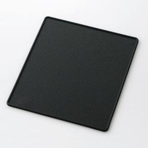 エレコム CAR-PAD1BK(ブラック) 滑り止めパッド|ebest