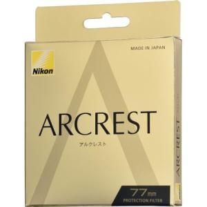 ニコン ARCREST PROTECTION FILTER 77mm ebest