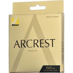 ニコン ARCREST PROTECTION FILTER 82mm|ebest