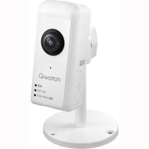 IODATA TS-WRFE Qwatch(クウォッチ) 無線LAN対応 180°パノラマビュー対応ネットワークカメラ|ebest