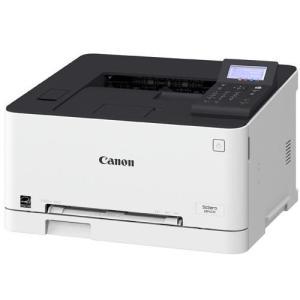 CANON Satera(サテラ) LBP612CS カラーレーザービームプリンター A4対応 無線LANモデル