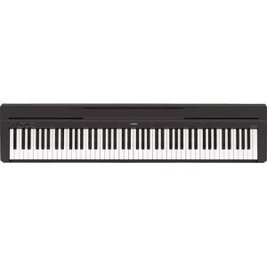 ヤマハ P-45-B(ブラック) Pシリーズ 電子ピアノ 88鍵盤|ebest