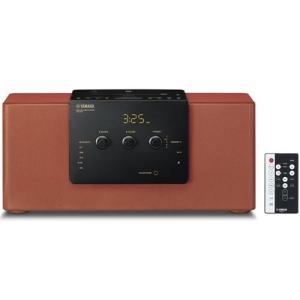 ヤマハ TSX-B141-RR(ブリック) デスクトップオーディオシステム Bluetooth/ワイドFM対応 ebest