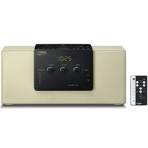 ヤマハ TSX-B141-NC(シャンパンゴールド) デスクトップオーディオシステム Bluetooth/ワイドFM対応 ebest