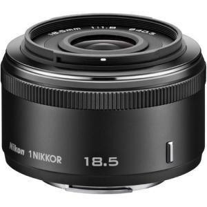 ニコン 1 NIKKOR 18.5mm f/1.8(ブラック)