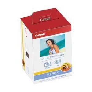 CANON KL-36IP 3PACK カラーインク/ペーパーセット L判 108枚分 ebest