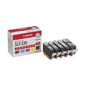 CANON BCI-321+320/5MP 純正 インクタンク 5色マルチパック|ebest