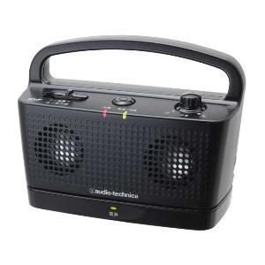 オーディオテクニカ AT-SP767TV BK(ブラック) デジタルワイヤレスステレオスピーカーシステム