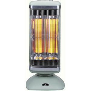 アラジン CAH-2G10A-G(グリーン) 遠赤外線NEWグラファイトeヒーター 2灯管 電気ストーブ|ebest