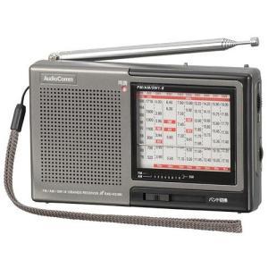 オーム電機 RAD-H310N AudioComm たんぱラジオ ebest