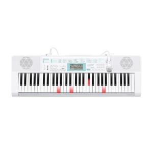 CASIO LK-128 光ナビゲーションキーボード 電子キーボード 61鍵盤