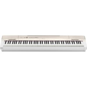 CASIO PX-160-GD(シャンパンゴールド調) Privia(プリヴィア) 電子ピアノ 88鍵盤|ebest