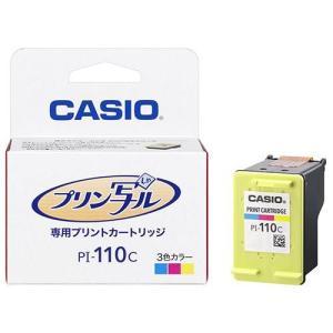 CASIO PI-110C プリン写ル専用プリントカートリッジ(3色カラー) ebest