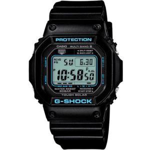 CASIO GW-M5610BA-1JF G-SHOCK(ジーショック) BLACK×BLUE Series メンズ|ebest