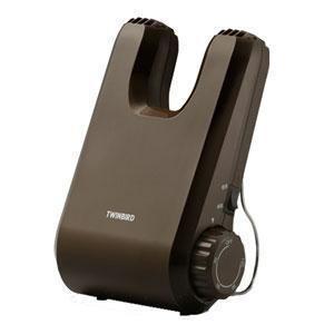 ツインバード工業 SD-4546BR(ブラウン) くつ乾燥機|ebest