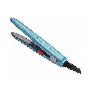テスコム THS10-A(ブルー) ヘアーアイロン Styleup mini|ebest