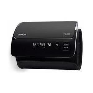 オムロン 上腕式血圧計 HEM-7600T-BKN ブラック ebest