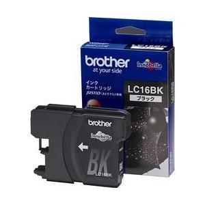 ブラザー LC16BK 純正 インクカートリッジ ブラック 大容量|ebest