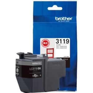 ブラザー LC3119BK 純正 黒 大容量タイプ|ebest