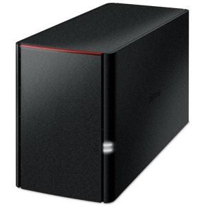 バッファロー LS220D0202G リンクステーション ネットワーク対応HDD 2ドライブ 2TBの商品画像|ナビ