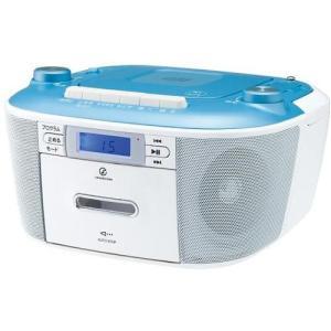 コイズミ SAD-4935/A(ブルー) CDス...の商品画像